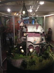 Exposição Castelo Rá-Tim-Bum: eu fui