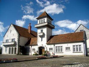 Além de servir como casa de veraneio, o Palácio Boa Vista também abriga exposições