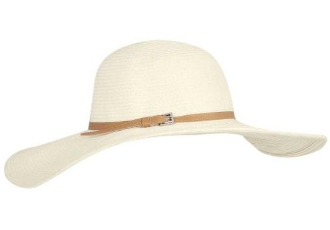 O chapéu Floppy (esse todo molinho) está super em alta e fica lindo para cfac7216cad