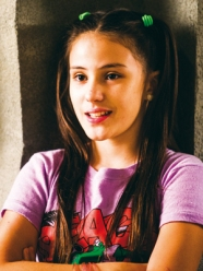 A atuação da Giovanna foi tão boa que ela levou o prêmio Melhores do Ano